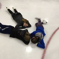 Some tired skaters!